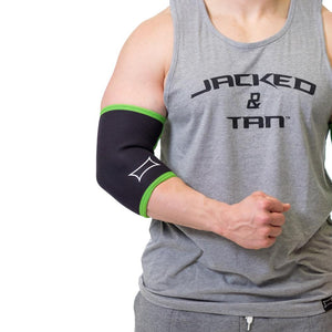 Sling Shot | Sport Elbow Sleeves - Black - XTC Fitness - Toronto, Canada