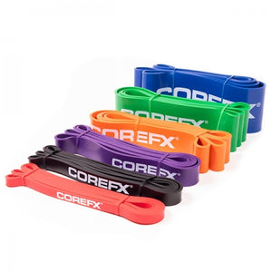 COREFX | Strength Bands - XTC Fitness - Toronto, Canada