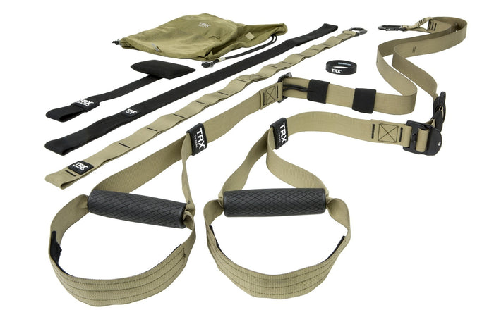 Fitness Anywhere | Suspension Trainer - TRX Force: Tactical - DISPLAY MODEL