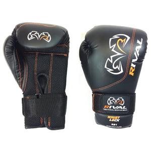 Rival Boxing Bag Guanti-Blu RB1 Ultra