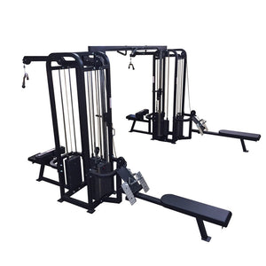 XTC Gear | Elite Series Multi Station - 6 Stack - XTC Fitness - Toronto, Canada