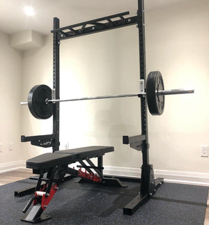 XTC Gear | Athletic Series Squat Rack - S90