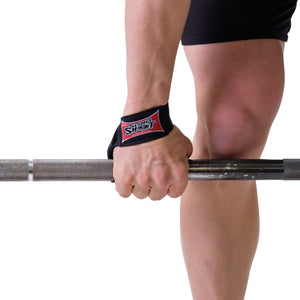 Sling Shot | Lifting Straps - Black (Pair) - XTC Fitness - Toronto, Canada