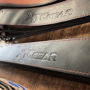 XTC Gear | Legacy Series Powerlifting Belt Pioneer Cut - 8.5mm