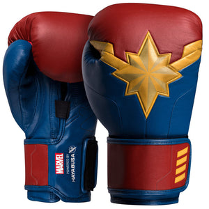 Hayabusa | Boxing Gloves - Captain Marvel - XTC Fitness - Toronto, Canada