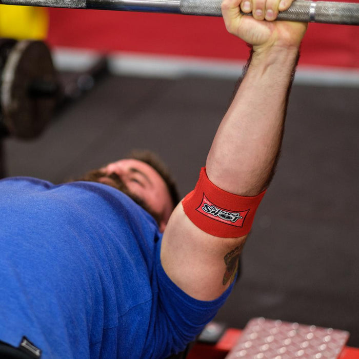 Sling Shot | Compression Cuff 2.0 - Red