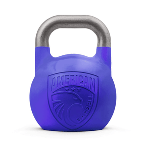 American Barbell | Competition Steel Kettlebells - XTC Fitness - Toronto, Canada