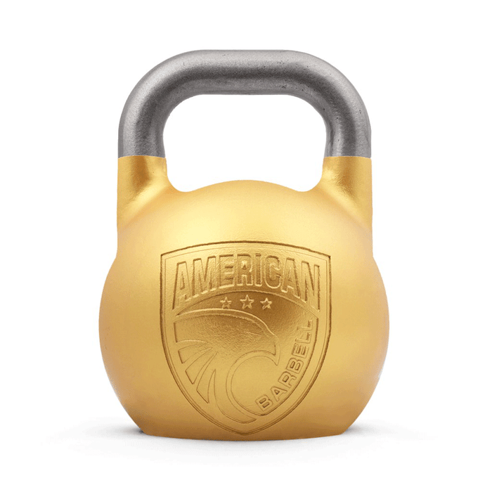 American Barbell | Competition Steel Kettlebells