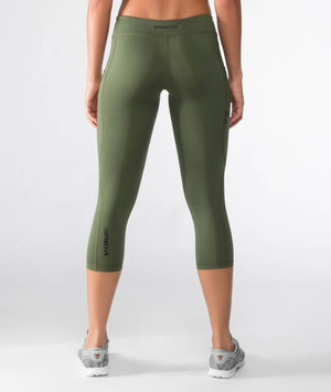 Virus | ECO24 Power Tech Crop Pant - XTC Fitness - Toronto, Canada