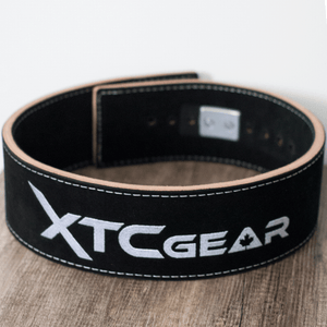 XTC Gear | Elite Series Lever Powerlifting Belt - 13mm - XTC Fitness - Toronto, Canada
