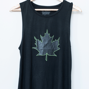XTC Gear | Women's Maple Leaf Tank Top - XTC Fitness - Toronto, Canada