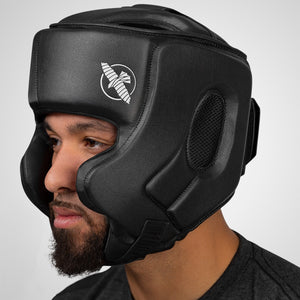 Hayabusa | Head Gear - T3 Boxing Open Face - XTC Fitness - Toronto, Canada