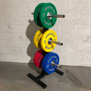 XTC Gear | Elite Series Vertical Plate Tree - XTC Fitness