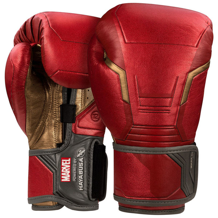 Hayabusa | Boxing Gloves - Iron Man
