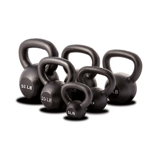 York Barbell | Kettlebells - Hercules Cast Iron