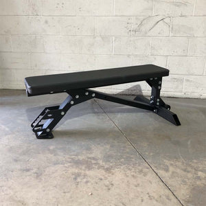 XTC Gear | Legacy Series Flat Bench - XTC Fitness