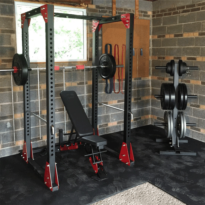 XTC Gear | Legacy Series Power Rack - P4