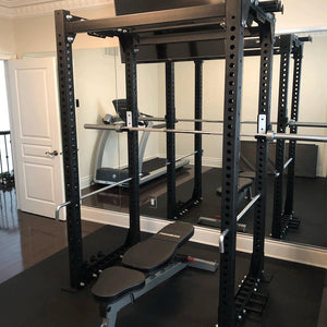 XTC Gear | Legacy Series Power Rack - P4 - XTC Fitness - Toronto, Canada