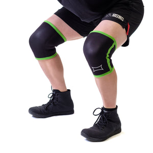 Sling Shot | Sport Knee Sleeves - Black - XTC Fitness - Toronto, Canada