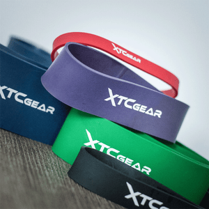 "XTC Gear | Mini Loop Bands - 13"" - 10 Pack - XTC Fitness - Toronto, Canada"