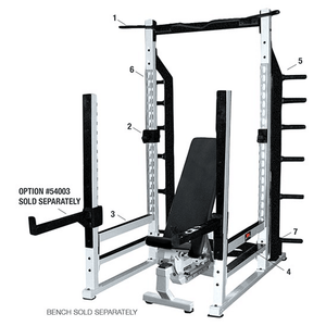 York Barbell | STS Multi-Function Rack - XTC Fitness - Toronto, Canada