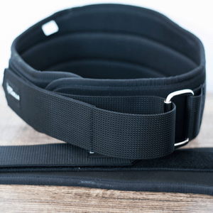 XTC Gear | Nylon Weightlifting Belt - 5in - XTC Fitness