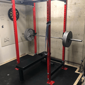 XTC Gear | Athletic Series Power Rack - P4 - XTC Fitness - Toronto, Canada