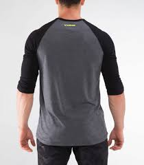 Virus | PC41 Spikes Raglan 3/4 Sleeve - XTC Fitness - Toronto, Canada