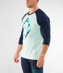 Virus | PC49 Angle Raglan 3/4 Sleeve