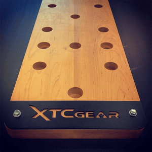 XTC Gear | Wood Peg Board - XTC Fitness - Toronto, Canada