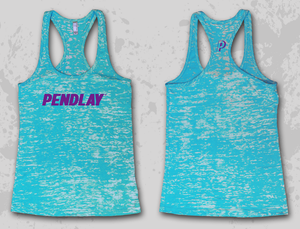Pendlay | Women's Burnout Tank - XTC Fitness - Toronto, Canada