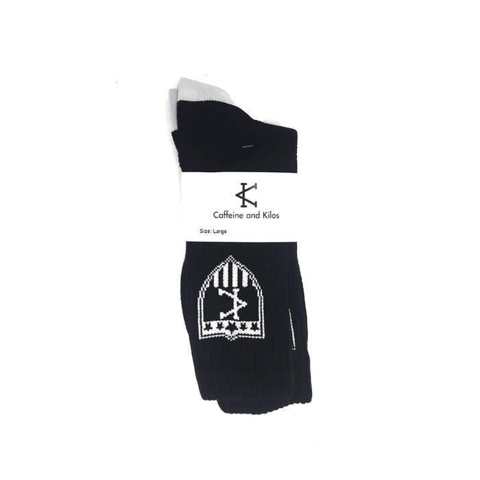 Caffeine and Kilos | CK Pro Socks