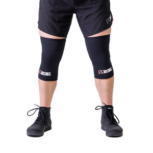 Sling Shot | STrong Knee Sleeves - Black - XTC Fitness - Toronto, Canada