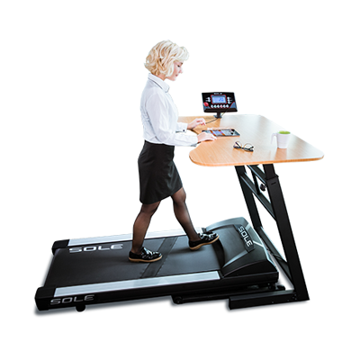 Sole | Treadmill - Desk