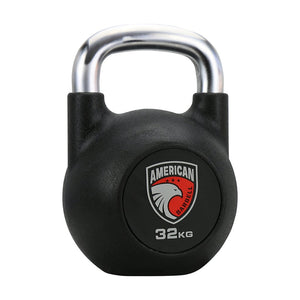 American Barbell | Competition Rubber Coated Kettlebells - PRE-ORDER - XTC Fitness - Toronto, Canada