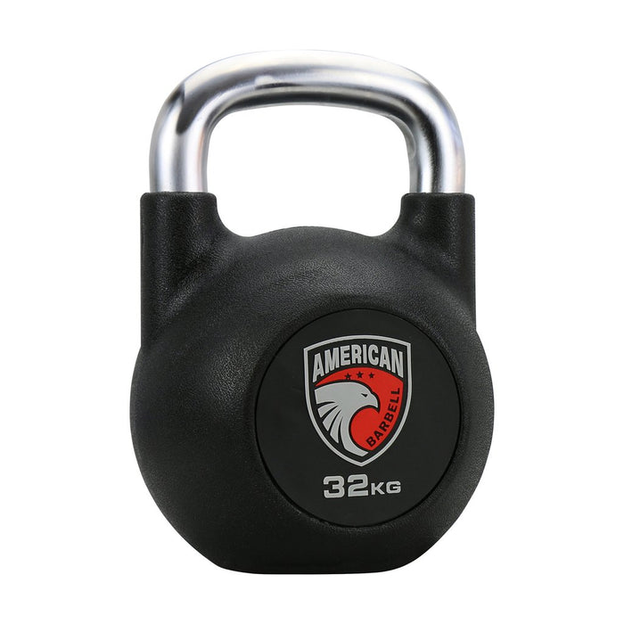 American Barbell | Competition Rubber Coated Kettlebells - PRE-ORDER