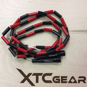 XTC Gear | X-Series Power Beaded Jump Rope