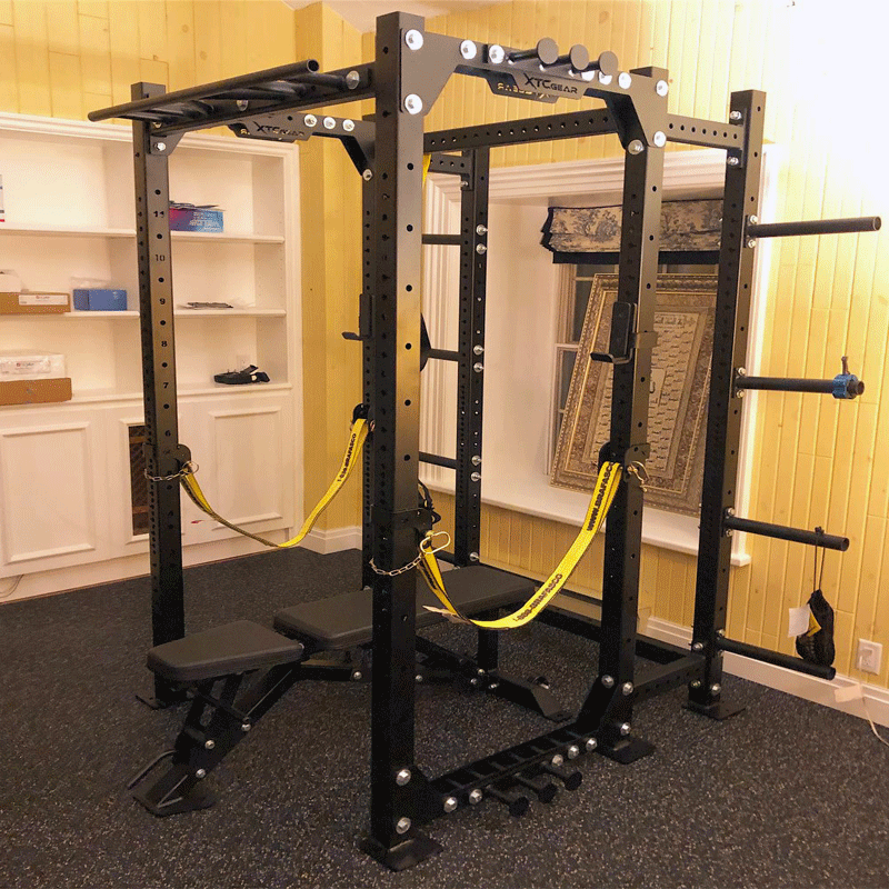 XTC Gear | Legacy Series Power Rack - P6 - XTC Fitness - Toronto, Canada