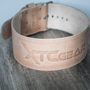 XTC Gear | X-Series Powerlifting Belt - 6.5mm - XTC Fitness - Toronto, Canada