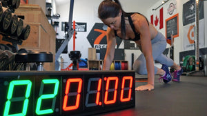 XTC Gear | No Limits Programmable Timer - XTC Fitness