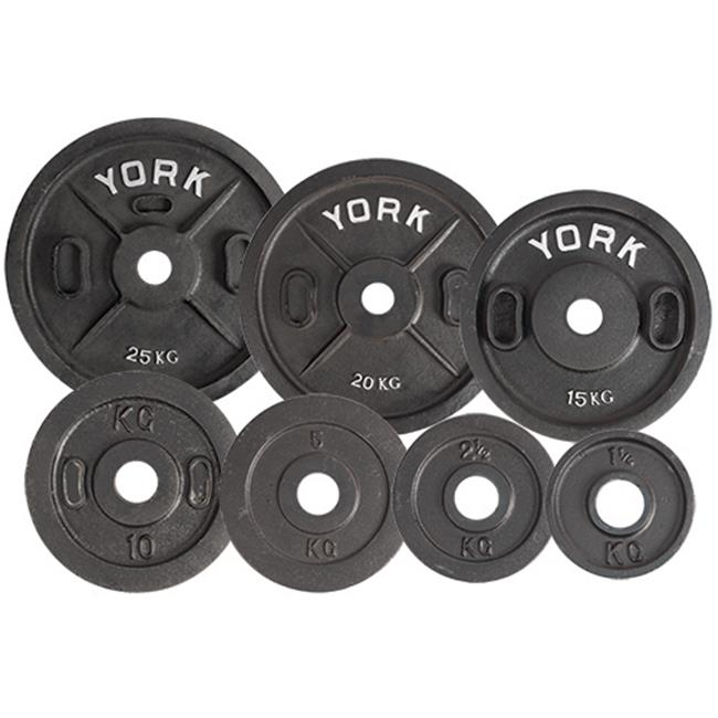 York Barbell | Olympic Plates - Calibrated (Kilos)