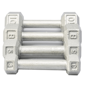 York Barbell | Dumbbells - Cast Iron Hex - XTC Fitness
