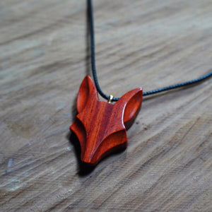 【Pre-sale】Handmade Wooden Animal Necklace(Made by Tiktok Woodcantalk Team)