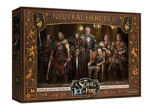 Neutral Heroes II A Song Of Ice and Fire