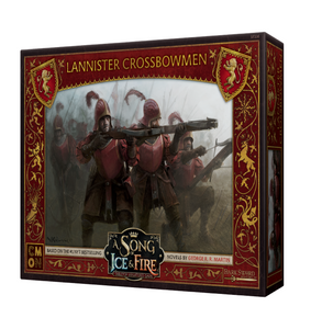 Lannister Crossbowmen A Song Of Ice and Fire