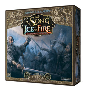 Free Folk Starter Set A Song Of Ice and Fire Core Box