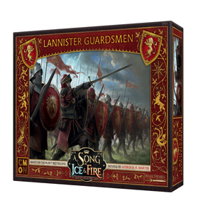 Lannister Guardsmen A Song Of Ice and Fire