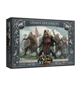 Stark Umber Berserkers A Song Of Ice and Fire