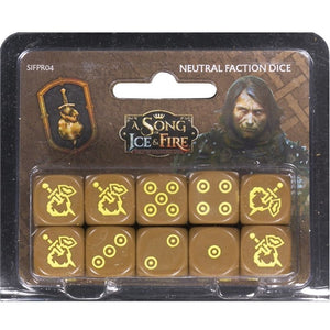 Neutral Dice A Song Of Ice and Fire Exp