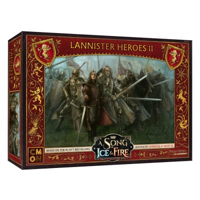 Lannister heroes II A Song Of Ice and Fire